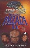 Portada de IMZADI: TRIANGLE NO. 2 (STAR TREK - THE NEXT GENERATION)