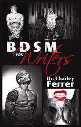 Portada de BDSM FOR WRITERS