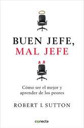 Portada de BUEN JEFE, MAL JEFE (EBOOK)