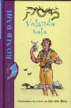 Portada de VOLANDO SOLO (EBOOK)