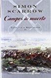 Portada de CAMPOS DE MUERTE (NAPOLEON VS. WELLINGTON IV)