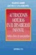 Portada de ALTERACIONES MOTORAS EN EL DESARROLLO INFANTIL: ANALISIS CLINICO DE CASOS PRACTICOS