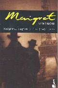 Portada de MAIGRET, LOGNON Y LOS GANGSTERES