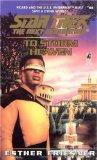 Portada de TO STORM HEAVEN (STAR TREK: THE NEXT GENERATION)