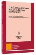 Portada de REGIMEN POLITICO EMPRESAS DE INSERCION