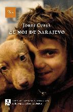 Portada de EL NOI DE SARAJEVO (EBOOK)
