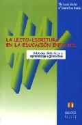 Portada de LA LECTO-ESCRITURA EN LA EDUCACION INFANTIL: UNIDADES DIDACTICA YAPRENDIZAJE COOPERATIVO