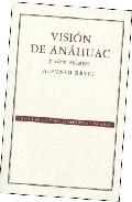 Portada de VISION DE ANAHUAC Y OTROS ENSAYOS