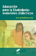 Portada de EDUCACION PARA LA CIUDADANIA: MATERIALES DIDACTICOS