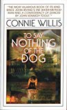 Portada de TO SAY NOTHING OF THE DOG