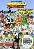 Portada de EL KAMIKAZE REGULEZ (MORTADELO Y FILEMON. MAGOS DEL HUMOR Nº 109)