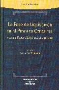 Portada de FASE DE LIQUIDACION EN PROCESO CONCURSAL