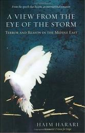 Portada de A VIEW FROM THE EYE OF THE STORM