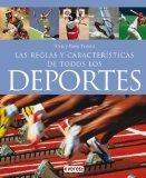 Portada de LAS REGLAS Y CARACTERISTICAS DE TODOS LOS DEPORTES