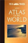 Portada de TIME MINI ATLAS OF THE WORLD