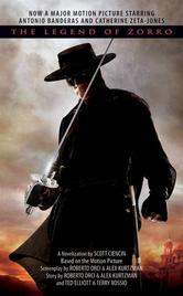Portada de THE LEGEND OF ZORRO