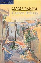 Portada de CARRER BOLÍVIA (EBOOK)