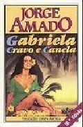 Portada de GABRIELA CRAVO E CANELA