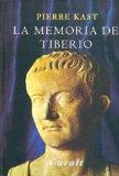 Portada de LA MEMORIA DE TIBERIO