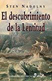Portada de EL DESCUBRIMIENTO DE LA LENTITUD