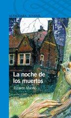 Portada de LA NOCHE DE LOS MUERTOS (EBOOK)