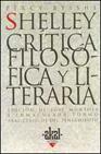 Portada de CRITICA FILOSOFICA Y LITERARIA