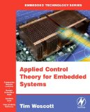 Portada de APPLIED CONTROL THEORY FOR EMBEDDED SYSTEMS BOOK/CD PACKAGE