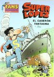 Portada de SUPER LOPEZ Nº 38: EL CASERON FANTASMA