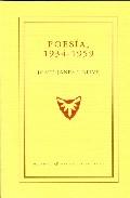 Portada de POESIA, 1934-1959