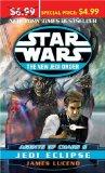 Portada de STAR WARS: THE NEW JEDI ORDER: AGENTS OF CHAOS II: JEDI ECLIPSE