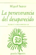 Portada de LA PERSEVERANCIA DEL DESAPARECIDO