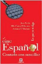 Portada de EL CINE CONTADO CON SENCILLEZ (EBOOK)