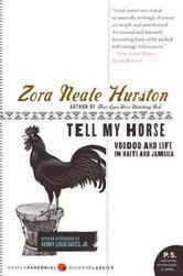 Portada de TELL MY HORSE
