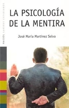 Portada de LA PSICOLOGIA DE LA MENTIRA