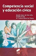 Portada de COMPETENCIA SOCIAL Y EDUCACION CIVICA