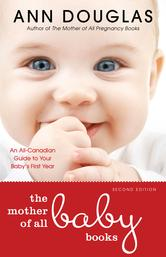 Portada de THE MOTHER OF ALL BABY BOOKS 2ND EDITION