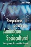 Portada de PERSPECTIVAS ACTUALES DE LA ANIMACION SOCIOCULTURAL