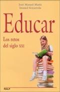 Portada de EDUCAR: LOS RETOS DEL SIGLO XXI