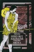 Portada de EDIPO REY / ANTIGONA / MEDEA