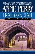 Portada de TRAITORS GATE