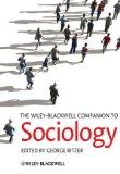 Portada de THE WILEY-BLACKWELL COMPANION TO SOCIOLOGY (BLACKWELL COMPANIONS TO SOCIOLOGY)