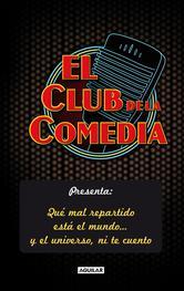 Portada de EL CLUB DE LA COMEDIA (EBOOK)