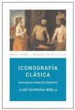 Portada de ICONOGRAFÍA CLÁSICA