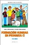 Portada de FORMACION HUMANA EN PRIMARIA 2. CICLO MEDIO