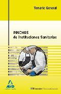 Portada de PINCHES DE INSTITUCIONES SANITARIAS. TEMARIO GENERAL
