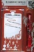 Portada de COLGANTE ETAPAS DEL CAMINO: FICHAS DE LAS ETAPAS
