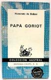 Portada de PAPA GORIOT