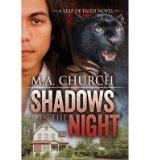 Portada de [(SHADOWS IN THE NIGHT)] [BY: M.A. CHURCH]