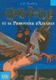 Portada de (HARRY POTTER ET LE PRISONNIER D'AZKABAN) BY ROWLING, J. K. (AUTHOR) PAPERBACK ON (03 , 2007)