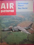 Portada de AIR PICTORIAL. OCTOBER 1978. Nº10. FARNBOROUGH, REPORT, SEA HARRIER